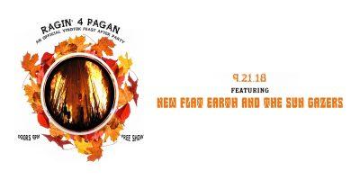 Ragin' 4 Pagan featuring New Flat Earth