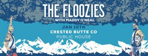 The Floozies with Maddy O'Neal