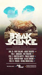 Break Science - Colorado Winter 2019