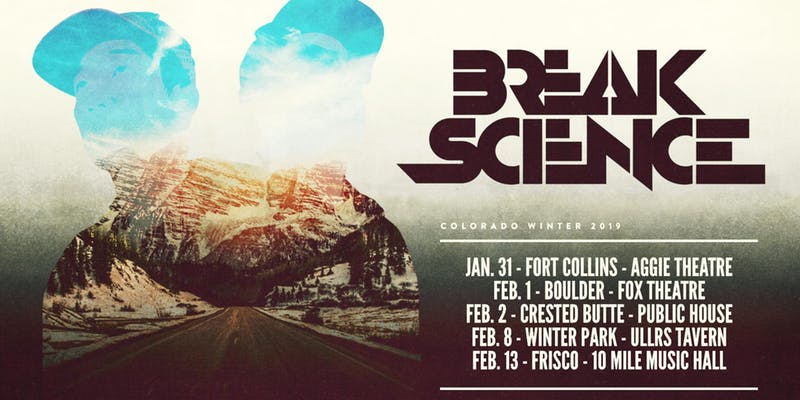 Break Science at Public House CB