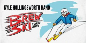 Kyle Hollingsworth Band Brew Ski tour 2019