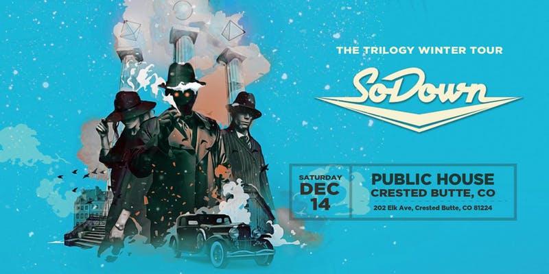 SoDown at Public House Dec 2019