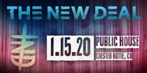 The New Deal at Public House CB