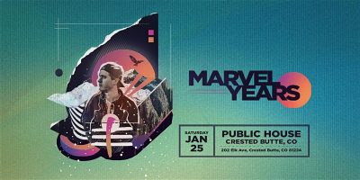 Marvel Years at Public House CB