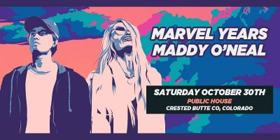 Marvel Years & Maddy Oneal
